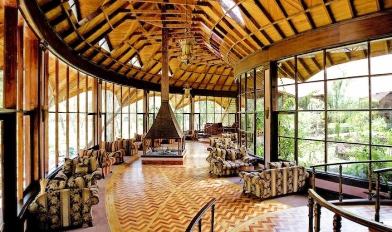 Lake Naivasha Sopa Lodge!